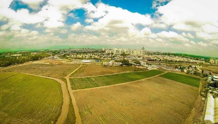 קרקעות חקלאיות בבאר יעקב