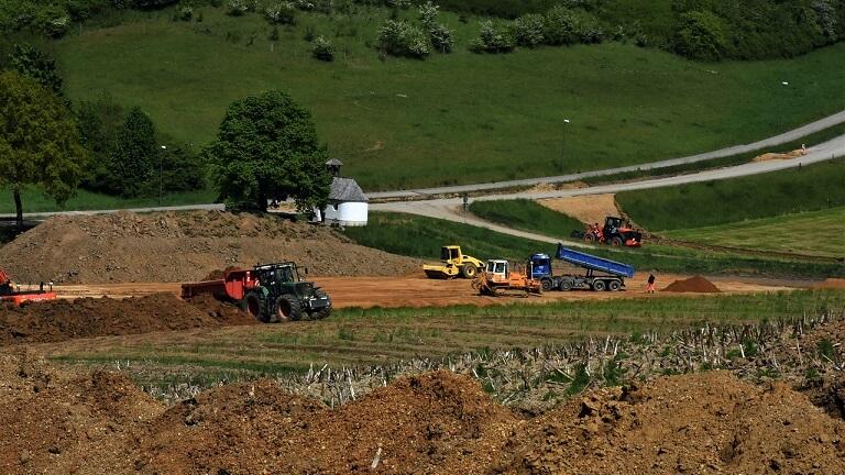 זכויות בניה על קרקע